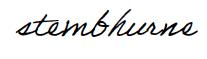 Shrunal Tembhurne's Signature