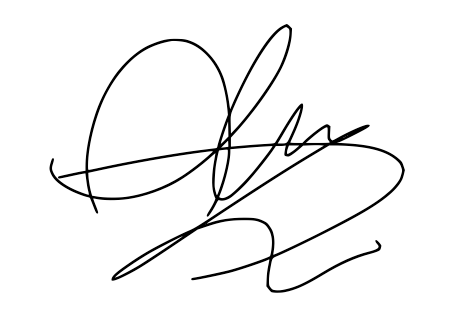 alice lau's Signature