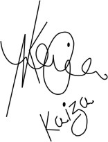 kingsley Nwabia's Signature