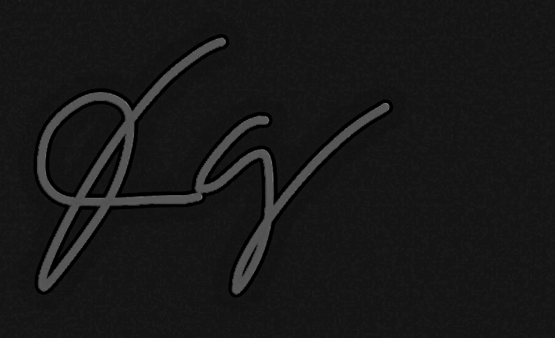 Jennifer Lynne Gildred's Signature
