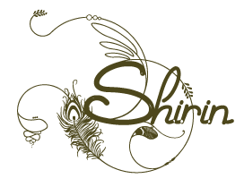 Shirin  Shourcheh's Signature