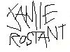Jamie Rostant's Signature