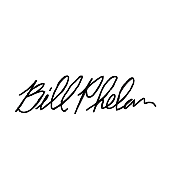 William Phelan's Signature