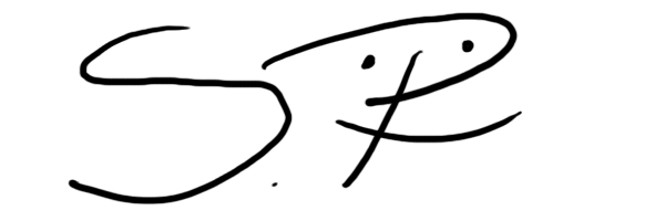 Scott Peddle's Signature