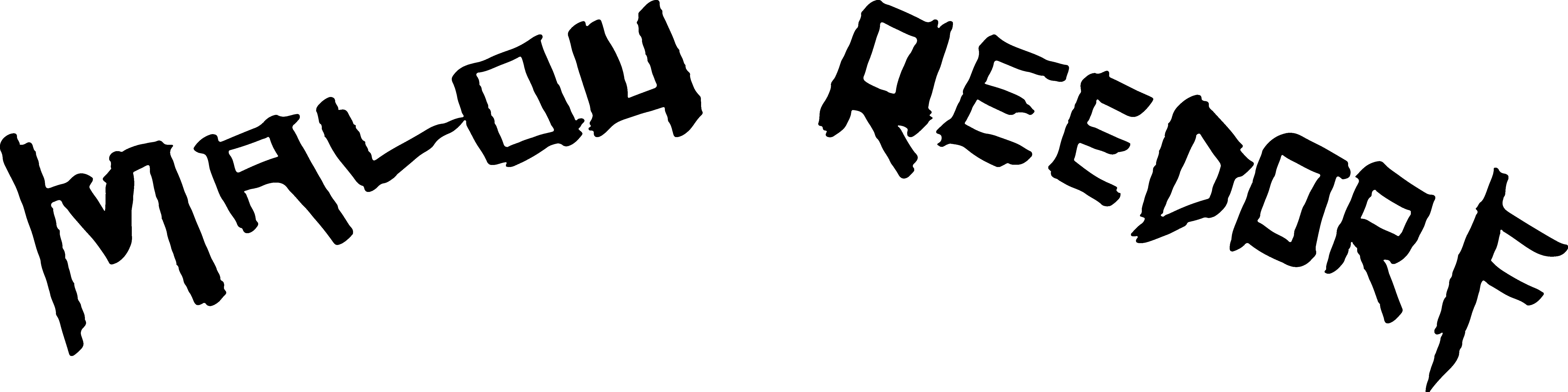 Malou Reedorf's Signature