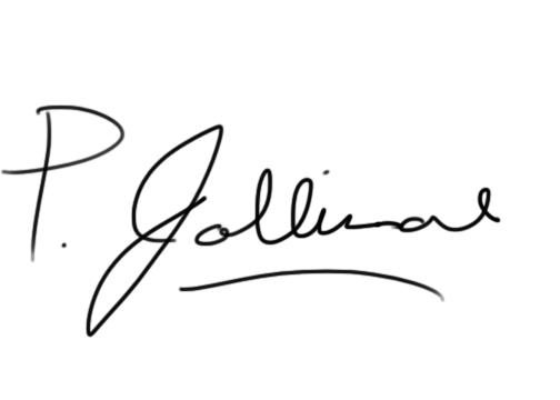 Patricia  Jollimore's Signature