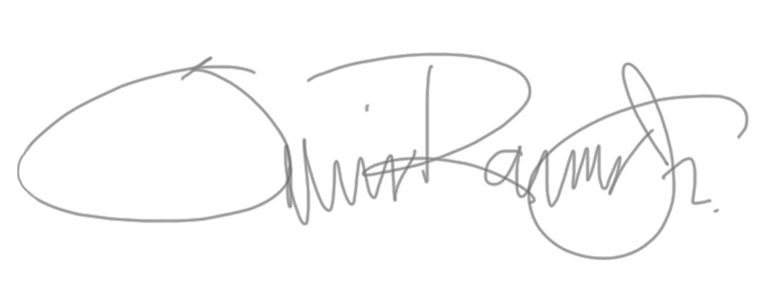 Luis Ramos JR's Signature