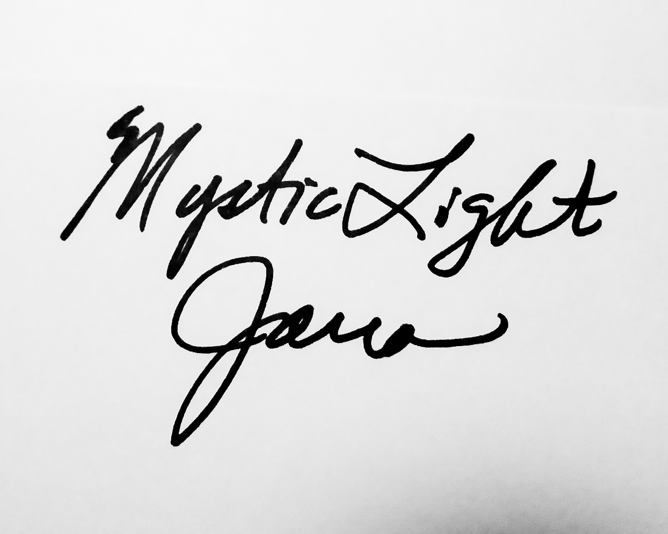 Jana Socha's Signature