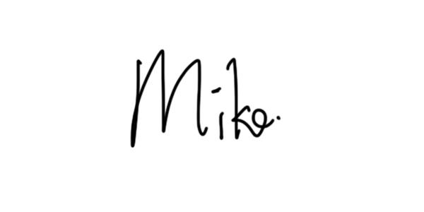 Mike Herabot's Signature