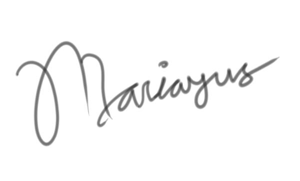 Maria Yus's Signature