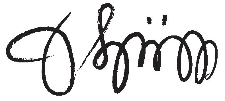John Spriggins's Signature