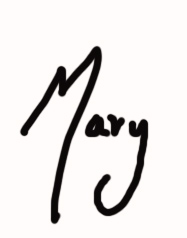 Mary Tilley's Signature