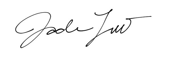 Jade Lui's Signature