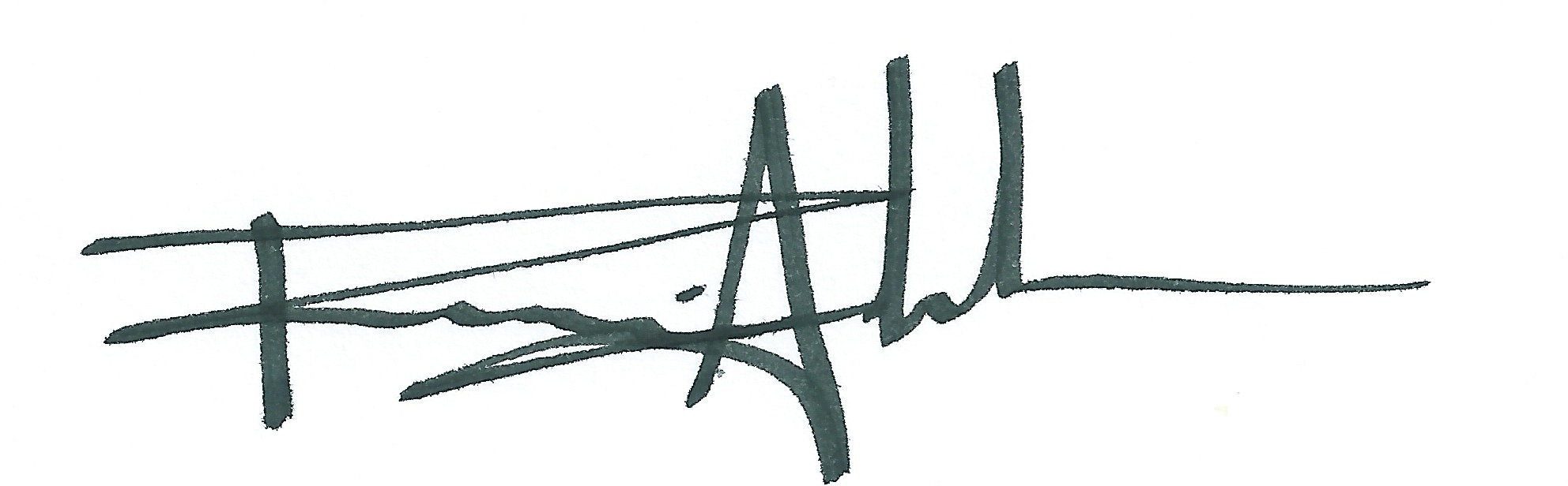 Ramiro Andrade's Signature