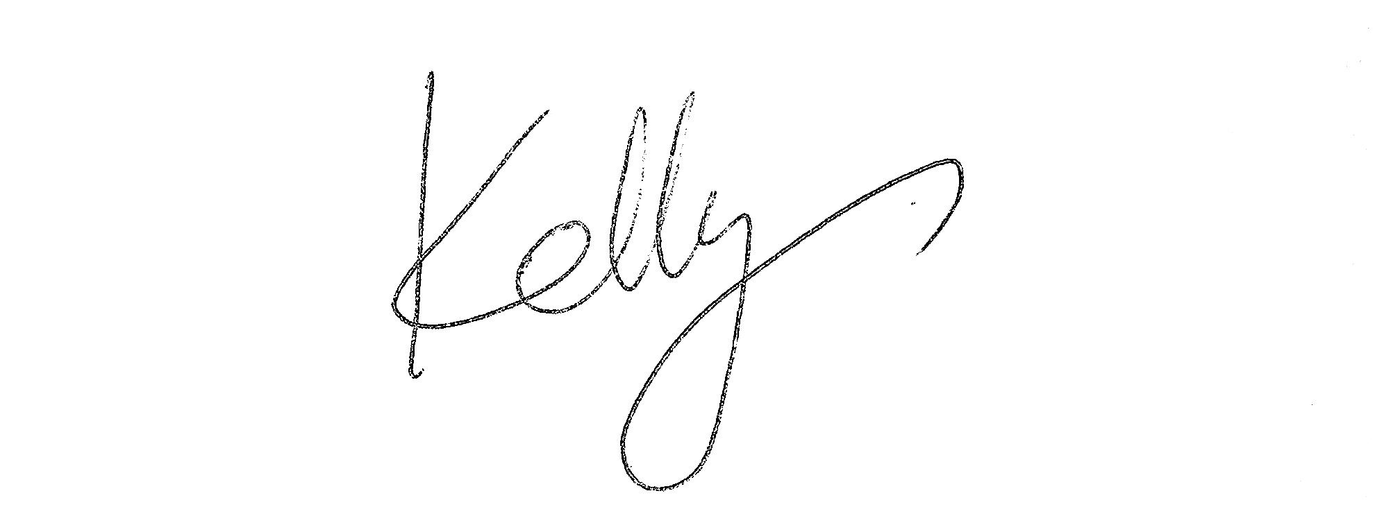 Lauren Kelly's Signature