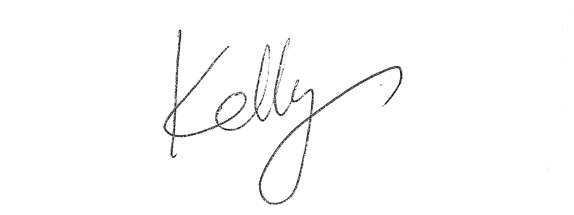 Lauren Kelly's Signature
