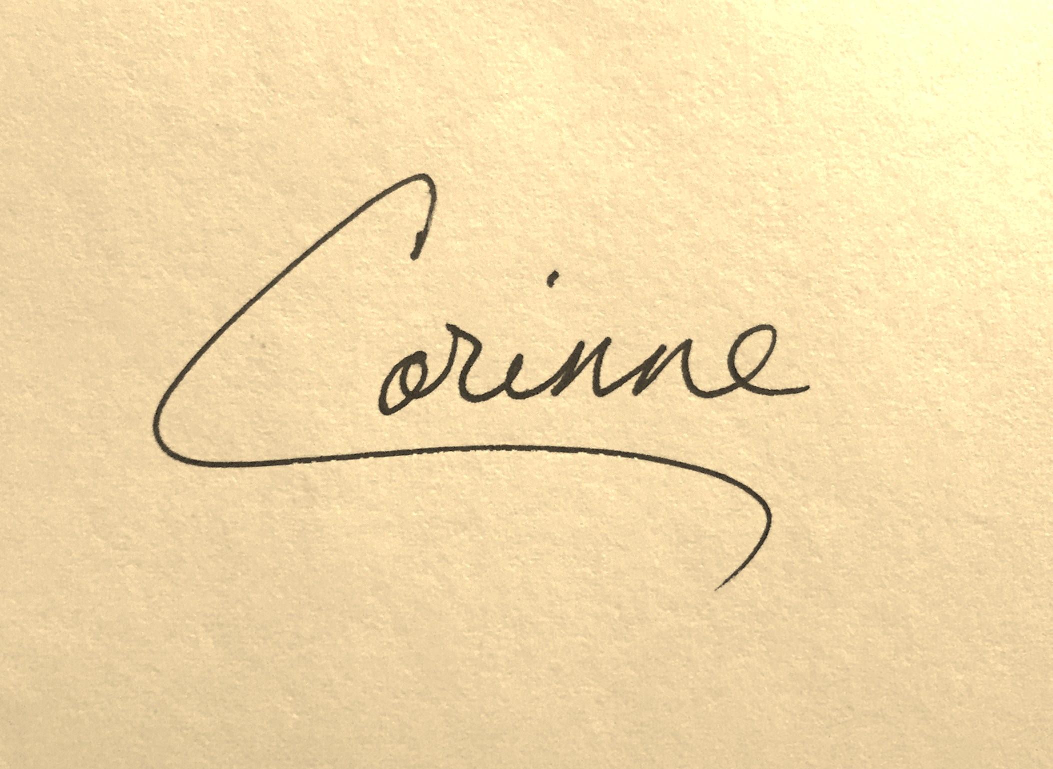 Corinne Danzl's Signature