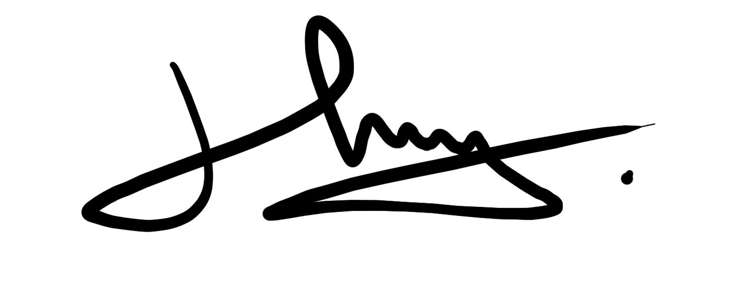 Hastaning Bagus Penggalih's Signature