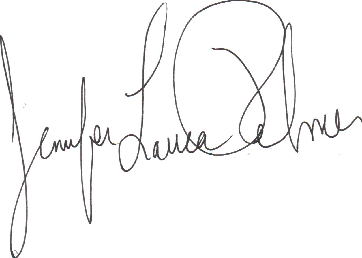Jennifer Palmer's Signature