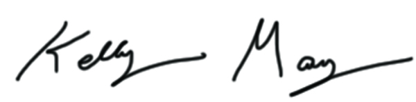 Kelly May Cassidy's Signature