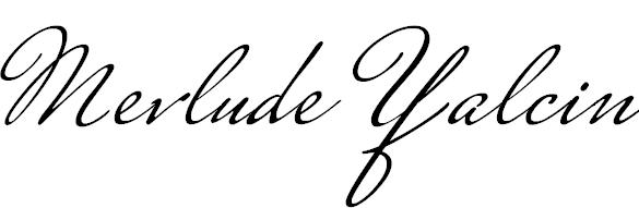 Mevlude Yalcin's Signature