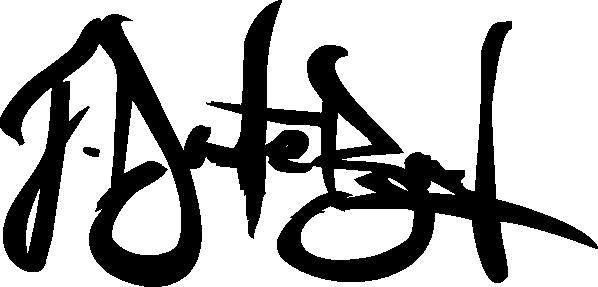 dante Bard's Signature