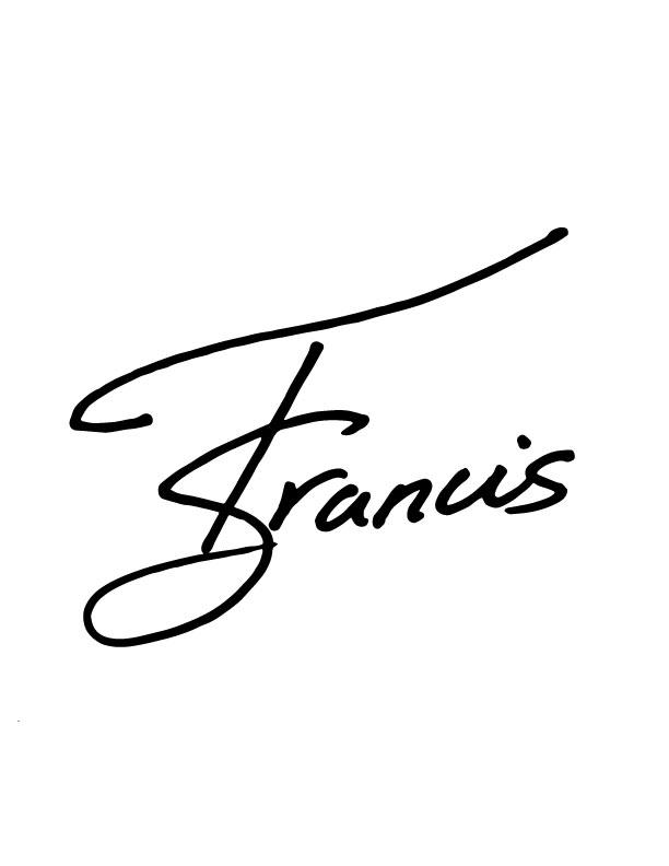 Taqiyyah Francis's Signature