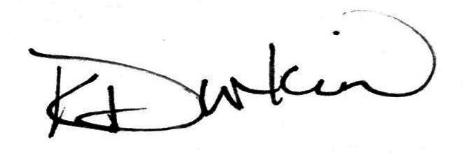 Katherine Durkin's Signature
