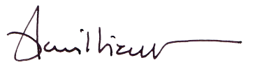 dan williams's Signature