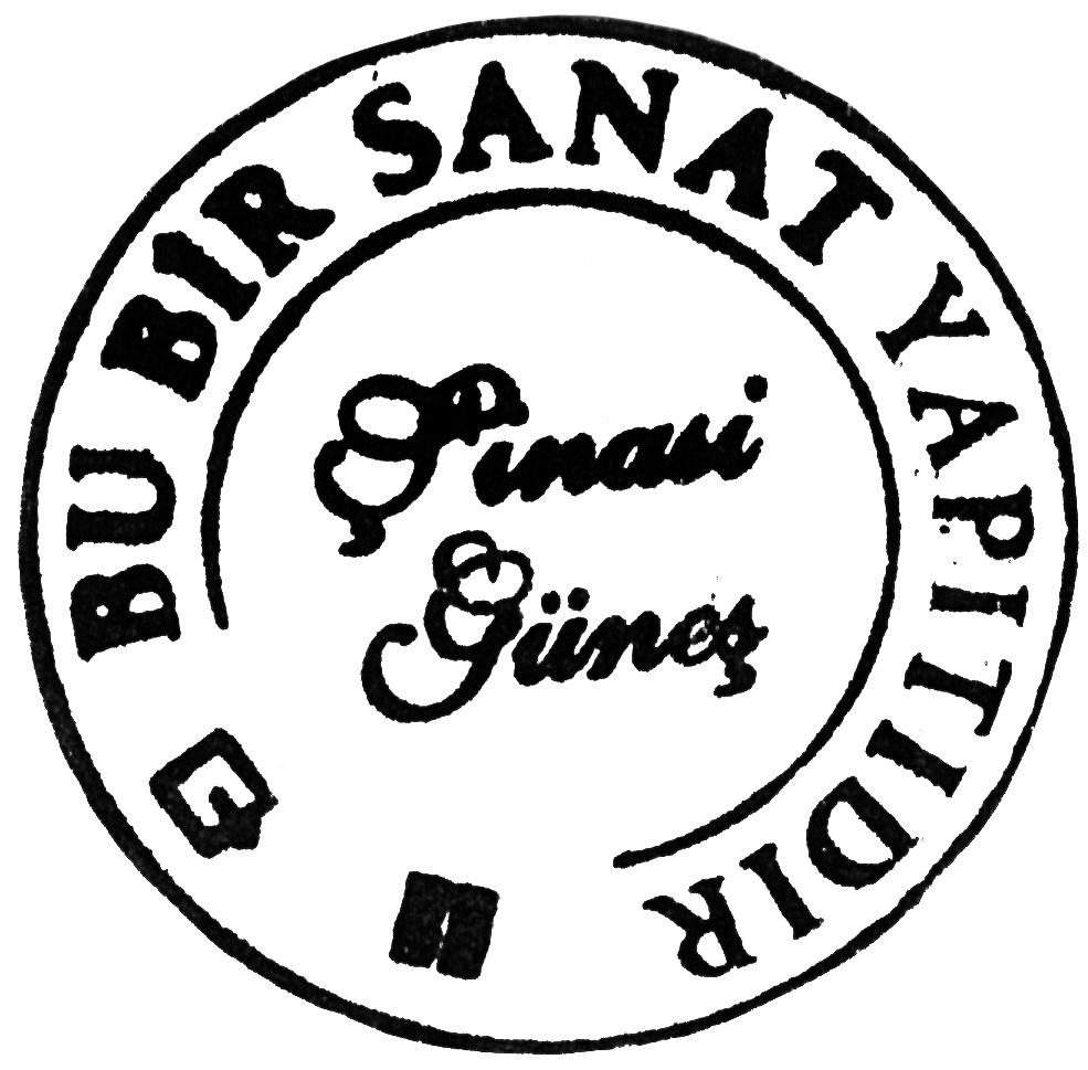SINASI Gunes's Signature