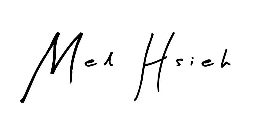 Mel  Hsieh's Signature
