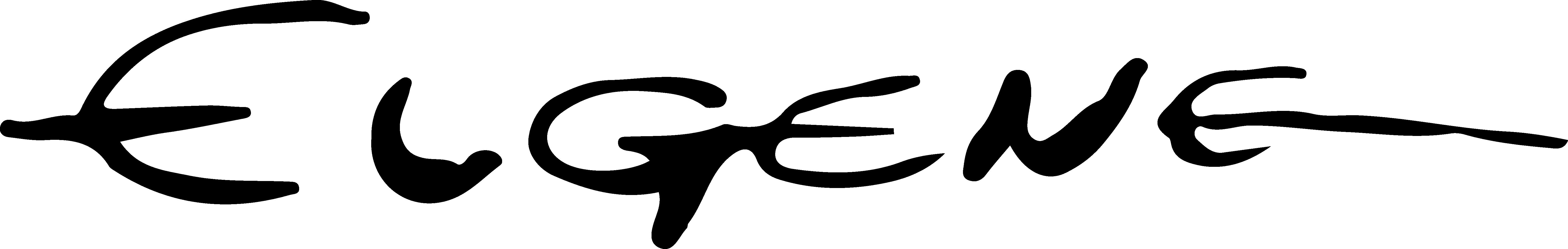 Evgeni Hristov's Signature