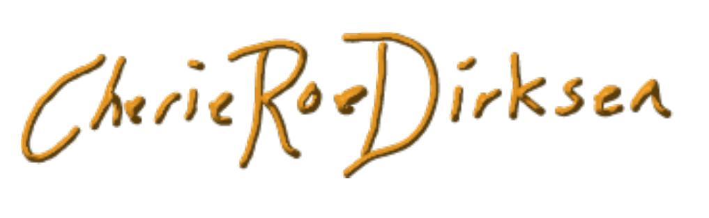 Cherie Roe Dirksen's Signature