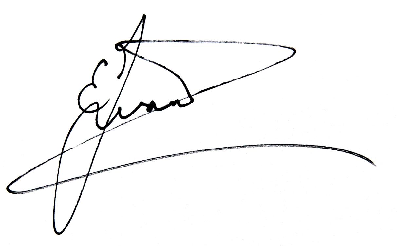 Eelco Maan's Signature