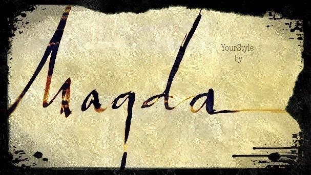 magda morozan's Signature