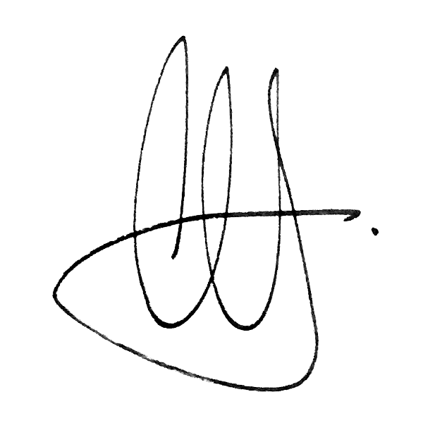 Chris Fraser's Signature