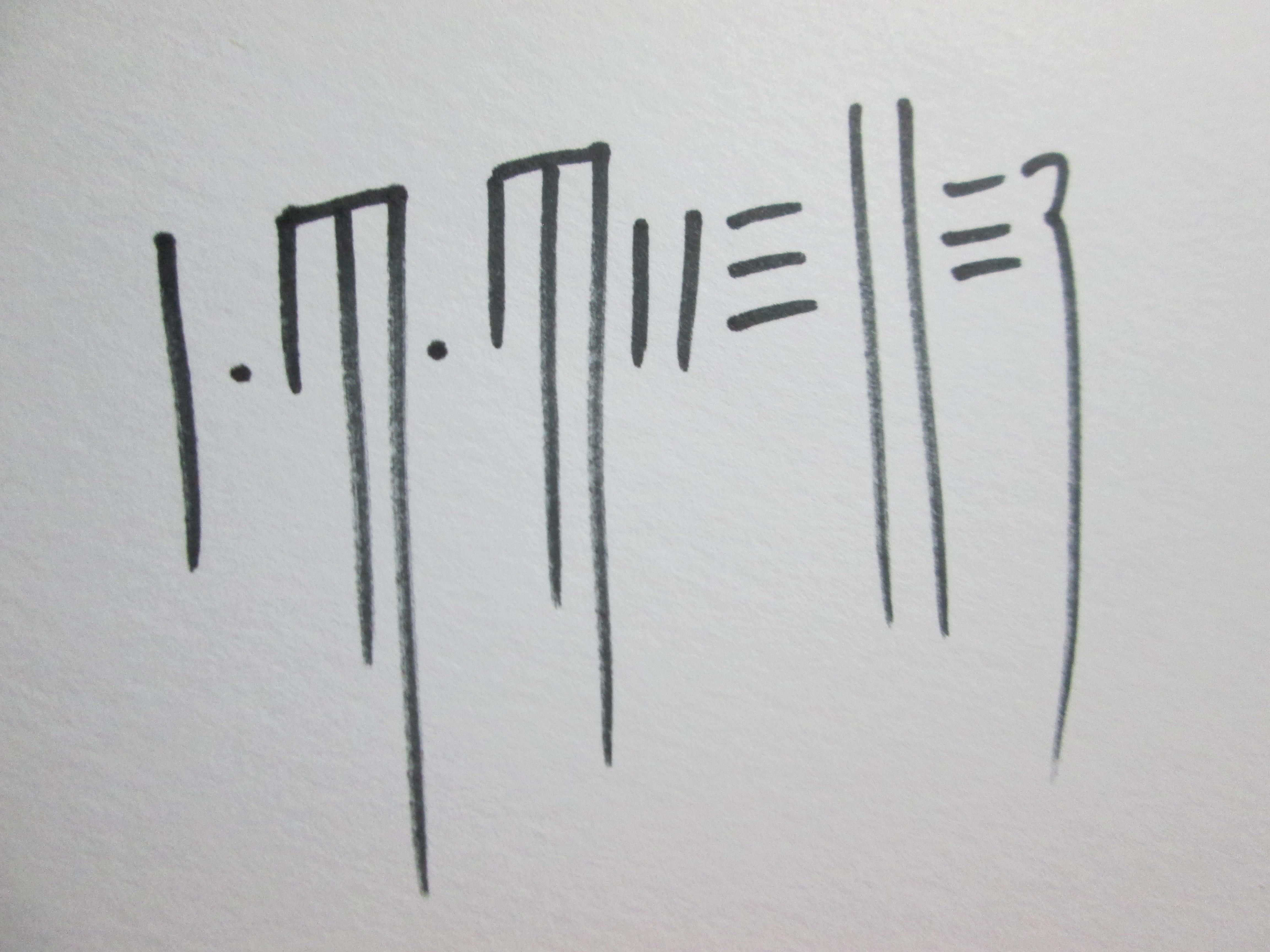 Iracema Marianne Mueller's Signature