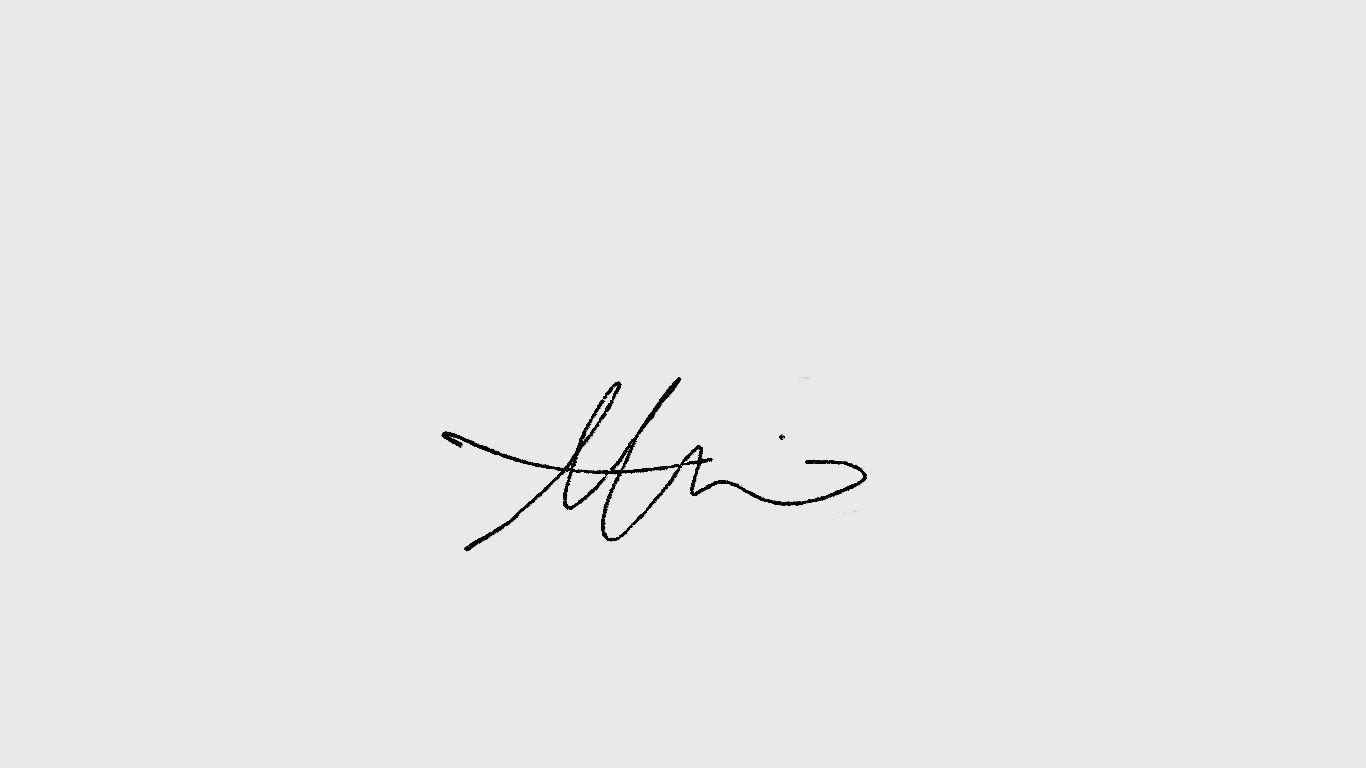 Madelyn Bravo's Signature