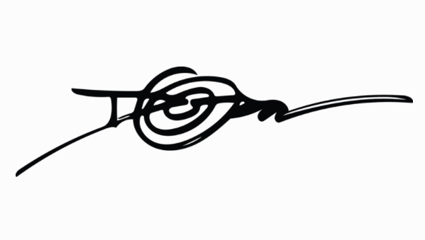 Domonic Breaux's Signature
