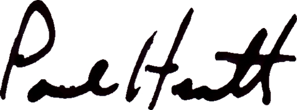 PAUL HEATH's Signature