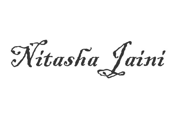 NITASHA JAINI's Signature