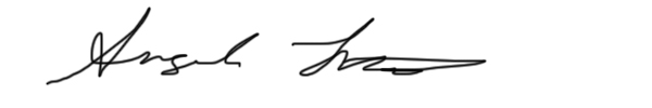 Angela Thompson's Signature