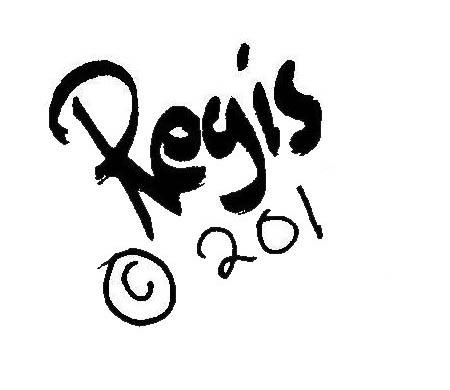 Simon Regis's Signature