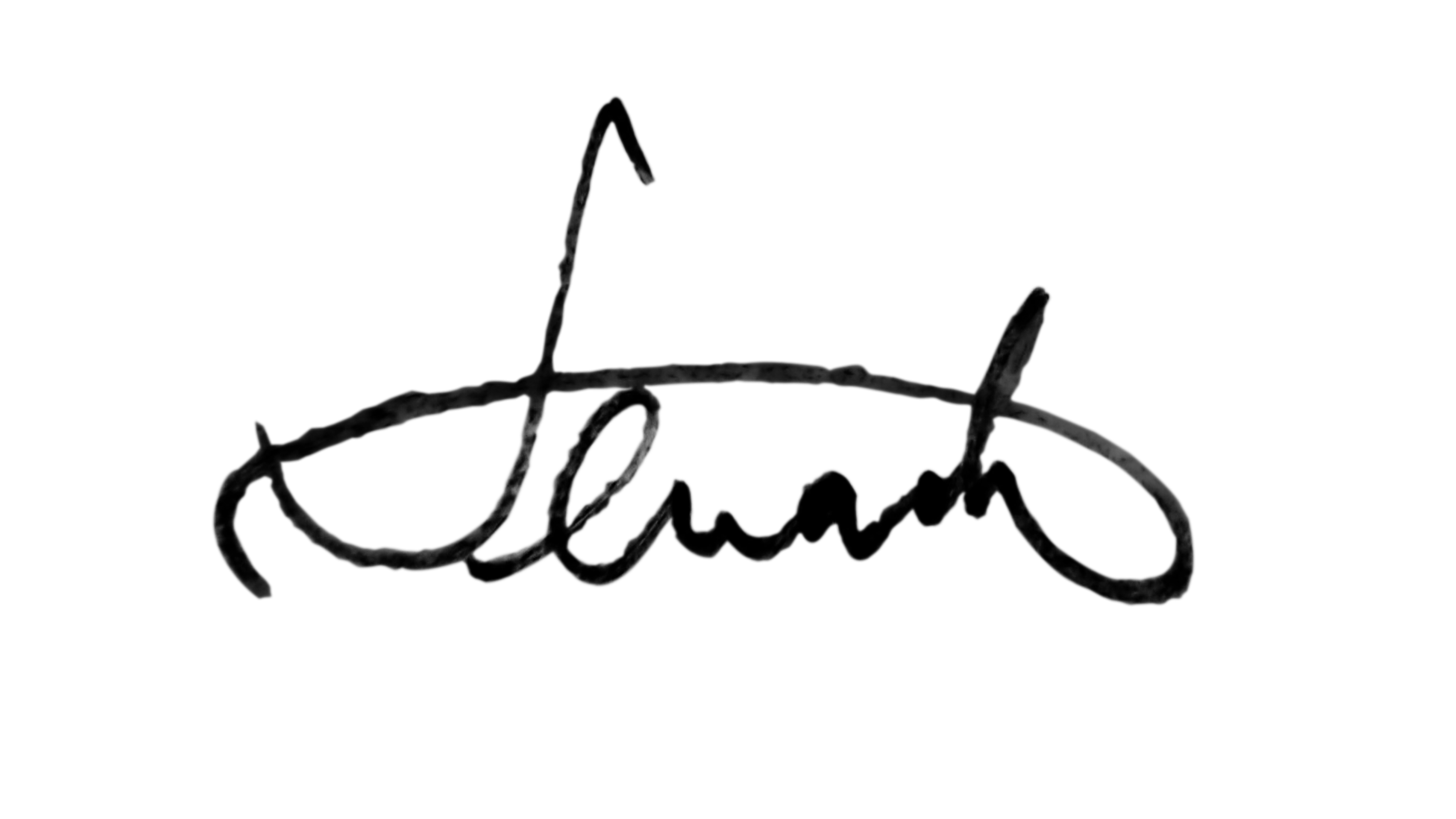 Sonia Enache's Signature