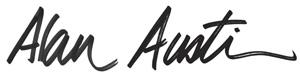 Alan Austin's Signature