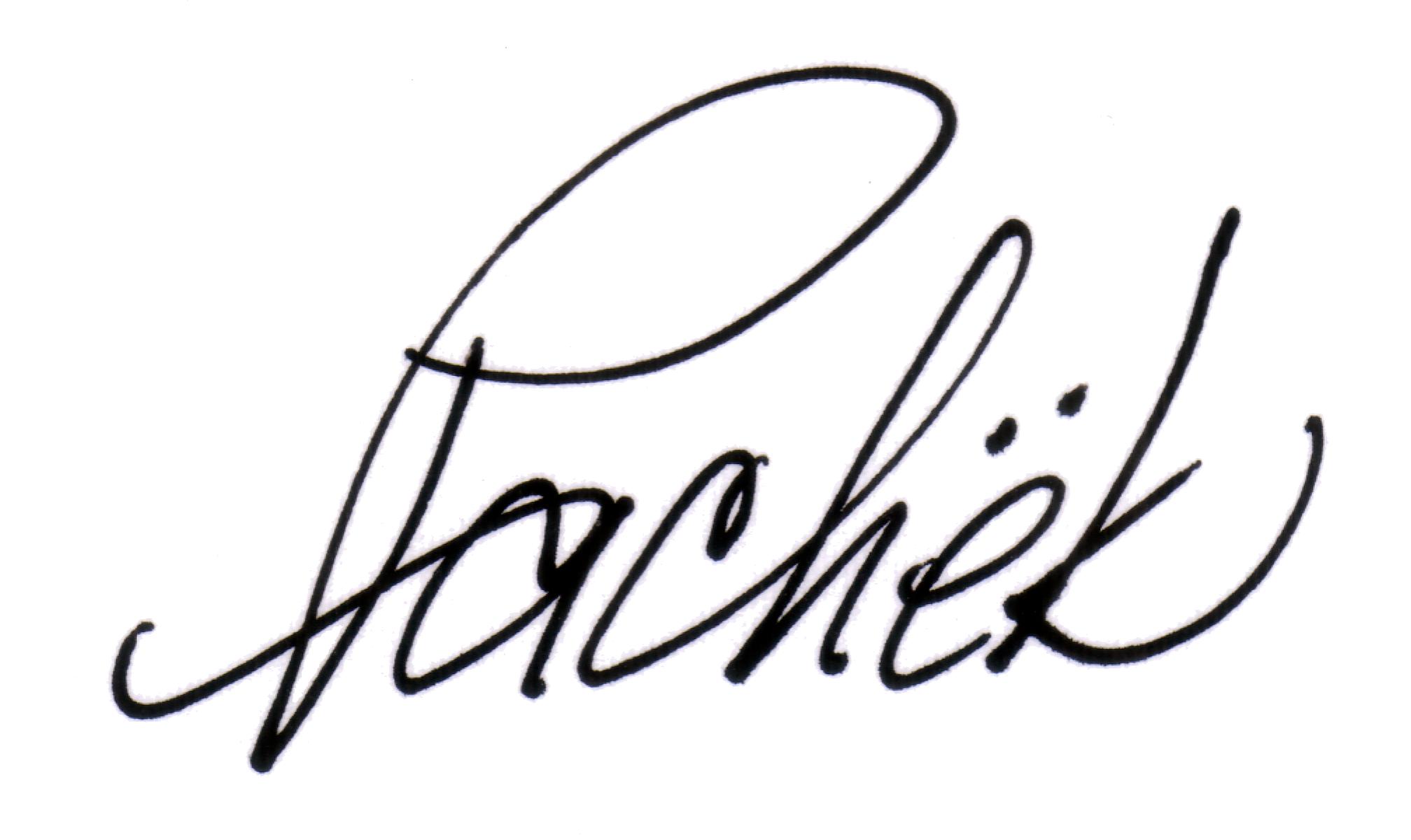 R. Prentice Gividen's Signature