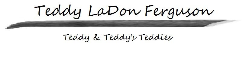 TEDDY Ladon FERGUSON's Signature