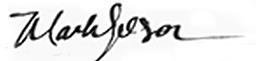 Mark Erickson's Signature
