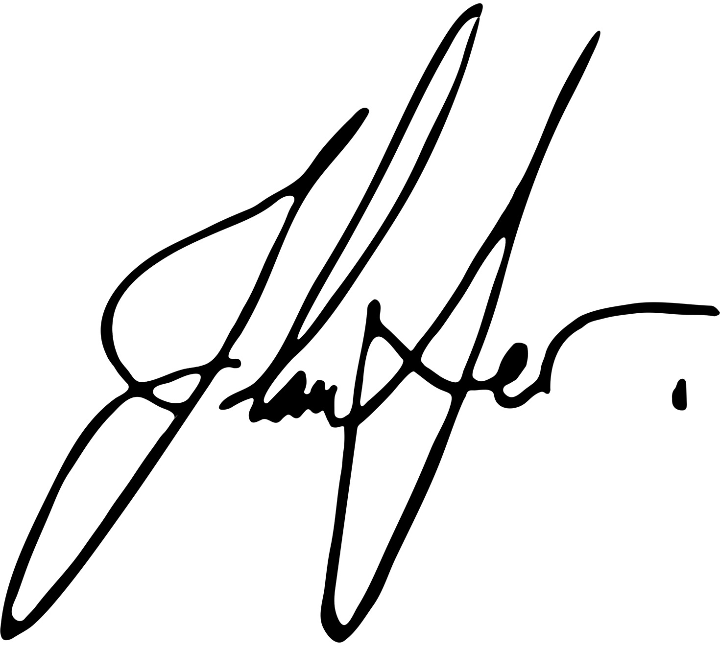 Jess Laufer's Signature