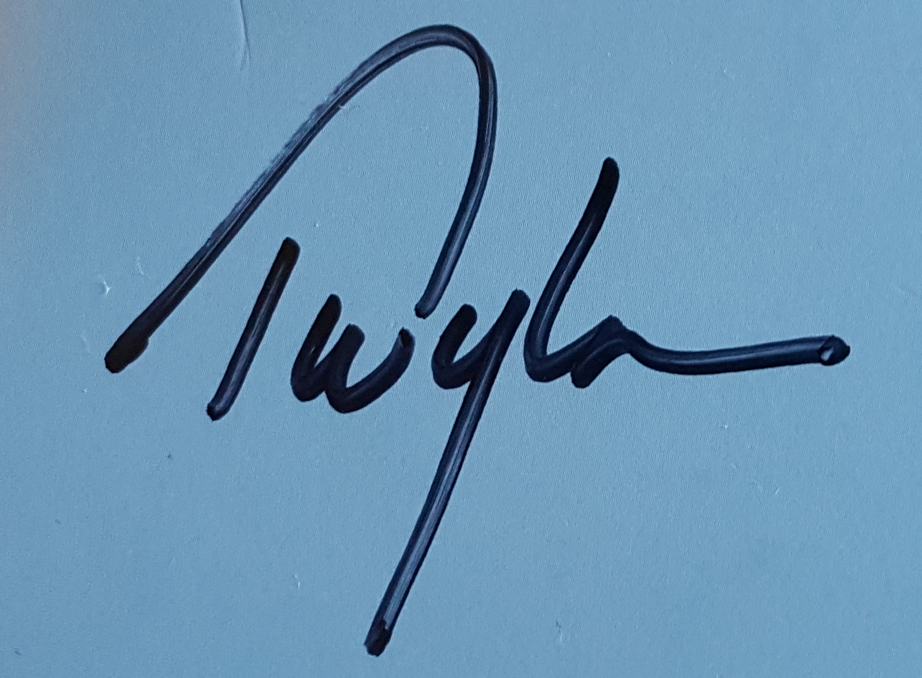 Twyla Gettert's Signature